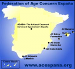 Age Concern España Launches Its New Website