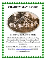 GRAND MAY FAYRE FUN DAY SATURDAY APRIL 28TH