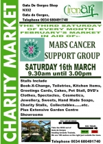 Iron Art Supports MABS CANCER SUPPORT GROUP